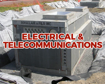 Electrical & Telecommunications