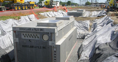 Prefabricated Concrete Boisclair et Fils inc.